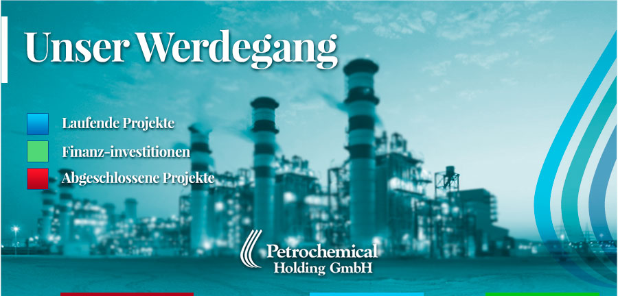 Petrochemical Holding GmbH. Unser Werdegang.